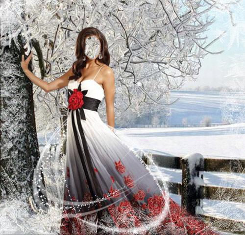 Фото красивы портреты девушек в платьях